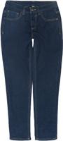 Купить Джинсы для девочки Acoola Candle, цвет: глубокий синий. 20220160131. Размер 110, Одежда для девочек