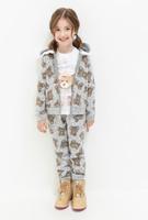 Купить Брюки для девочки Acoola Zumba, цвет: мультиколор. 20220160132. Размер 116, Одежда для девочек