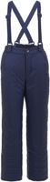 Купить Брюки утепленные для мальчика Button Blue, цвет: темно-синий. 217BBBC64021000. Размер 98, 3 года, Одежда для мальчиков