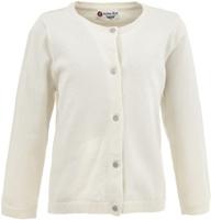 Купить Кардиган для девочки Button Blue, цвет: молочный. 217BBGC35011400. Размер 116, 6 лет, Одежда для девочек
