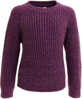 Купить Джемпер для девочки Button Blue, цвет: сиреневый. 217BBGC35023100. Размер 116, 6 лет, Одежда для девочек