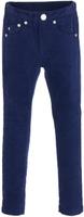 Купить Брюки для девочки Button Blue, цвет: темно-синий. 217BBGC63021000. Размер 116, 6 лет, Одежда для девочек