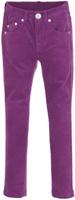 Купить Брюки для девочки Button Blue, цвет: сиреневый. 217BBGC63023100. Размер 134, 9 лет, Одежда для девочек