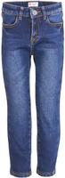 Купить Джинсы для девочки Button Blue, цвет: синий. 217BBGC6403D100. Размер 134, 9 лет, Одежда для девочек