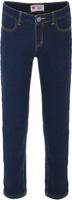Купить Джинсы для девочки Button Blue, цвет: темно-синий. 217BBGC6403D500. Размер 116, 6 лет, Одежда для девочек