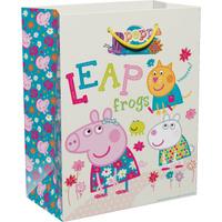 Купить Peppa Pig Пакет подарочный Весна Пеппы 23 х 18 х 10 см, Подарочная упаковка