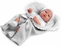 Купить Arias Пупс Elegance в одежде в конверте с соской Т11099, Куклы и аксессуары
