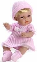 Купить Arias Пупс Elegance цвет одежды розовый Т11131, Куклы и аксессуары