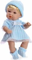 Купить Arias Пупс Elegance цвет одежды голубой Т11132, Куклы и аксессуары