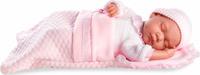 Купить Arias Пупс Elegance в одежде в конверте с соской цвет розовый, Куклы и аксессуары