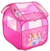 Купить Играем вместе Детская игровая палатка Принцессы Дисней 105 х 83 х 80 см, Игровые палатки и домики