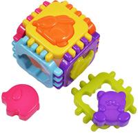 Купить Жирафики Сортер Веселые животные, Shantou Gepai Plastic Industrial Co., Ltd, Развивающие игрушки