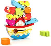 Купить Жирафики Развивающая игрушка Морской мир, Shantou Gepai Plastic Industrial Co., Ltd, Развивающие игрушки