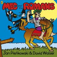 Купить Meg and the Romans, Зарубежная литература для детей