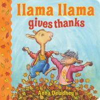 Купить Llama Llama Gives Thanks, Зарубежная литература для детей