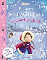 Купить Princess Snowbelle's Colouring Book, Книжки с наклейками