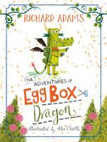 Купить The Adventures of Egg Box Dragon, Зарубежная литература для детей