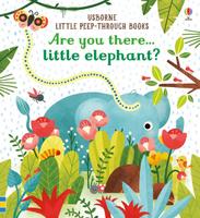Купить Are you there little elephant?, Первые книжки малышей