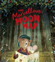 Купить The Marvellous Moon Map, Зарубежная литература для детей