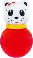 Купить Пластмастер Неваляшка Кошечка 22 см, Первые игрушки