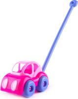 Купить Пластмастер Игрушка-каталка Малышка, Первые игрушки