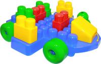 Купить Пластмастер Игрушка-каталка Дом на колесах, Первые игрушки