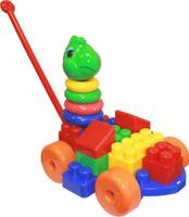 Купить Пластмастер Игрушка-каталка Какаду, Первые игрушки