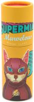 Купить Еж-стайл Набор цветных карандашей Supermiao Flash 12 цветов, Карандаши