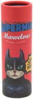 Купить Еж-стайл Набор цветных карандашей Supermiao Batman 12 цветов, Карандаши