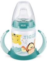 Купить NUK Бутылочка-поильник First Choice с силиконовым носиком от 6 до 18 месяцев цвет мятный 150 мл, Бутылочки