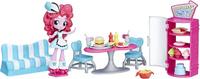 Купить My Little Pony Equestria Girls Игровой набор с мини-куклой Pinkie Pie Sweet Snacks Cafe, Игровые наборы
