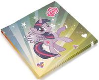 Купить Веселый праздник Набор салфеток My Little Pony 12 шт, Сервировка праздничного стола