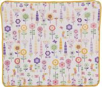 Купить Polini Доска пеленальная Яркий луг 0001345-2, Позиционеры, матрасы для пеленания