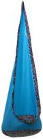 Купить Polini Кресло-качели Кокон цвет голубой, Воткинская промышленная компания, Качели и шезлонги