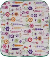 Купить Polini Доска пеленальная Яркий луг 0001426-2, Позиционеры, матрасы для пеленания