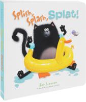 Купить Splish, Splash, Splat!, Зарубежная литература для детей
