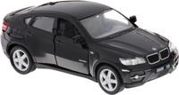 Купить Kinsmart Модель автомобиля BMW X6 цвет черный, Машинки