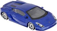 Купить ТехноПарк Модель автомобиля Lamborghini Gallardoo цвет синий, Машинки