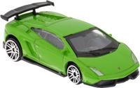 Купить ТехноПарк Модель автомобиля Lamborghini LP-570 цвет зеленый, Машинки