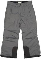 Купить Брюки утепленные для мальчика Sela, цвет: темно-серый. Ppc-825/285-7462. Размер 128, Одежда для мальчиков