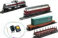 Купить Mehano Железная дорога KRUPP V160, Железные дороги