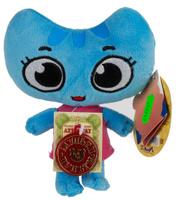 Купить Мульти-Пульти Мягкая озвученная игрушка Котики вперед Котенок Катя 16 см, Мягкие игрушки