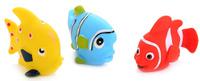 Купить Играем вместе Набор игрушек ванной Рыбки 3 шт, Первые игрушки