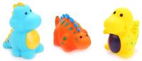 Купить Играем вместе Набор игрушек для ванной Драконы 3 шт, Первые игрушки
