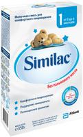 Купить Similaс 1 смесь молочная с 0 месяцев, 350 г, Заменители материнского молока и сухие смеси