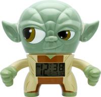 Купить Star Wars BulbBotz Будильник детский Yoda, Clic Time, Часы