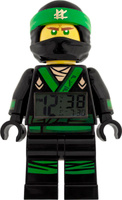 Купить LEGO NINJAGO Будильник детский Lloyd (2017), Clic Time, Часы