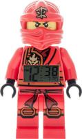 Купить LEGO NINJAGO Будильник детский Jungle Ninja Kai 2015, Clic Time, Часы