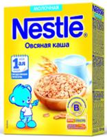 Купить Nestle Овсяная каша молочная, 220 г, Детское питание
