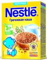 Купить Nestle Гречневая каша молочная, 220 г, Детское питание